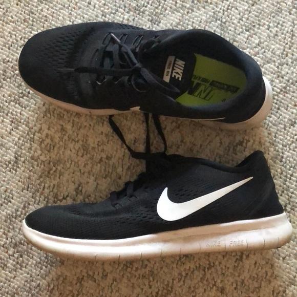 Nike Shoes | Womens Nike Black Running